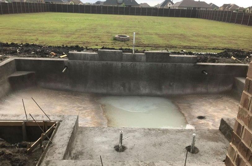 Pool builder in Glen Heights