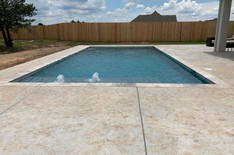 Inground pools in Mansfield, TX