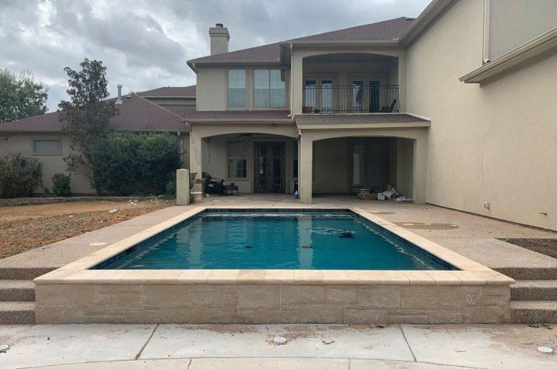 Pool builder in Waxahachie