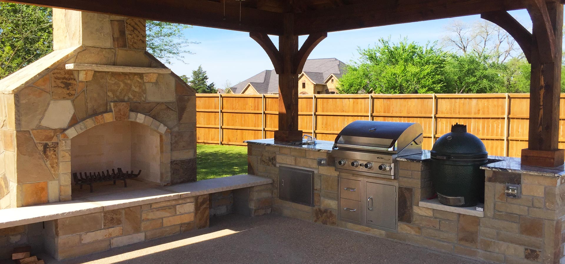Pool Company, Pool Builder for Custom Pools, Outdoor Kitchens, and Patio Pergolas in Mansfield, TX for your home