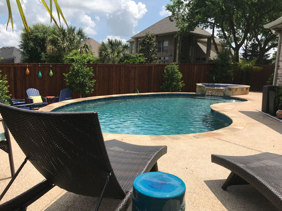 Patio Pergola and pool builder in Glen Heights, TX